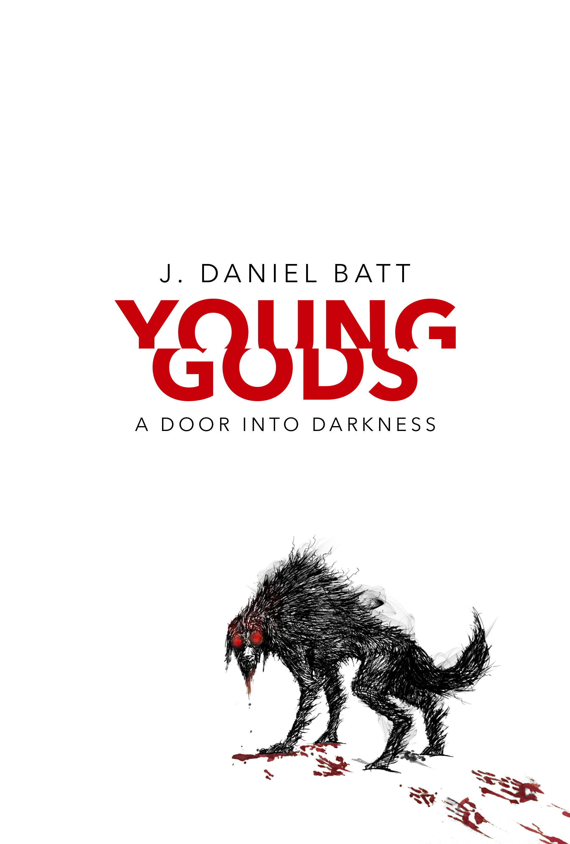 Sneak Peek at the Cover Artwork for YOUNG GODS Book I