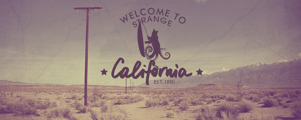 Announcing: Strange California